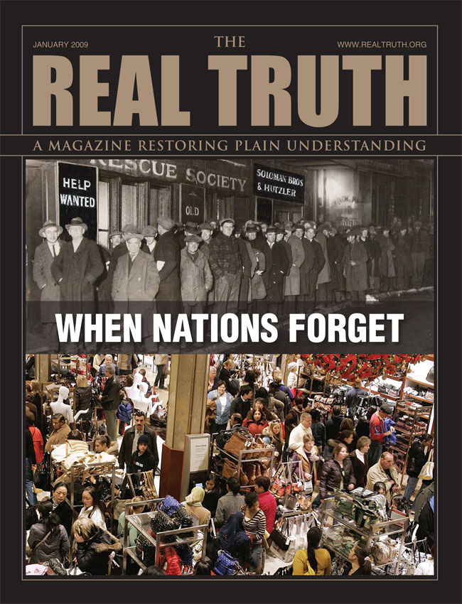 Image for Real Truth PDF January 2009