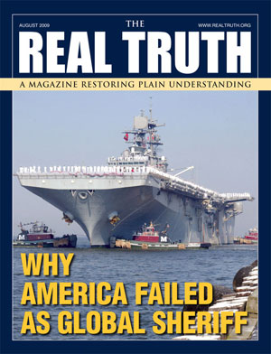 Image for Real Truth PDF August 2009