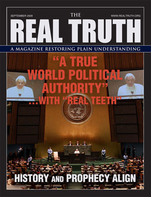 Image for Real Truth PDF September 2009