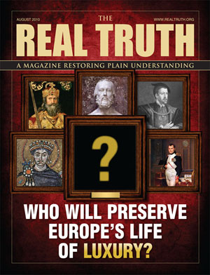 Image for Real Truth PDF August 2010