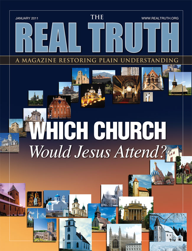 Image for Real Truth January 2011