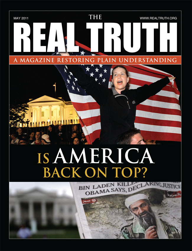 Image for Real Truth May 2011