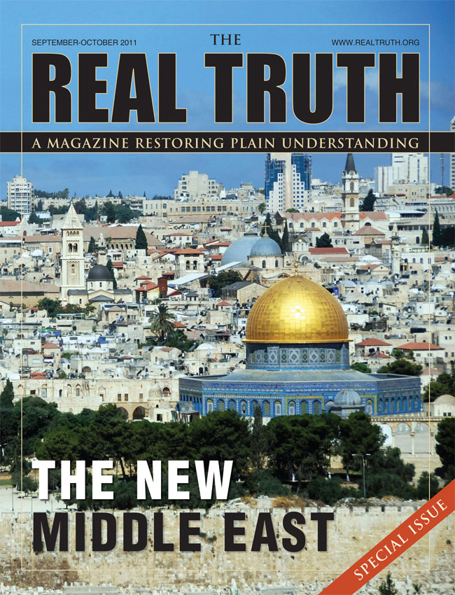Image for Real Truth September - October 2011