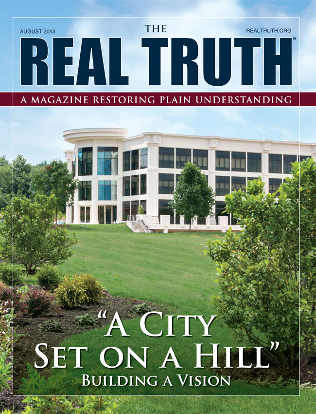 """Image for 1106-realtruth-august2013.pdf – """"A City set on a Hill"""" Building a Vision"""