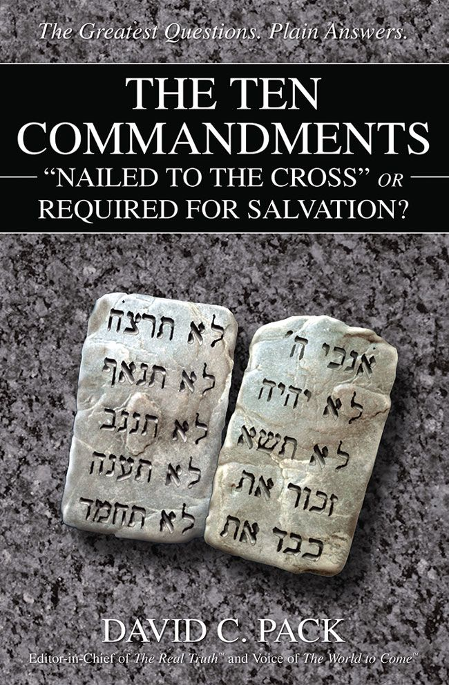 Hallowed Ground: The Ten Commandments