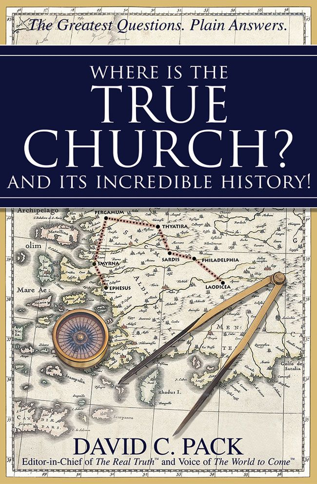 Where Is the True Church? - and Its Incredible History!