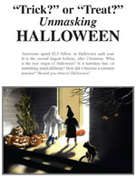 """Image for """"Trick?"""" or """"Treat?"""" – Unmasking Halloween"""