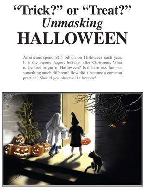 """Trick?"" or ""Treat?"" – Unmasking Halloween"