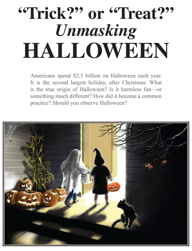 the truth about halloweenand other popular holidays part 1 - The Meaning Behind Halloween