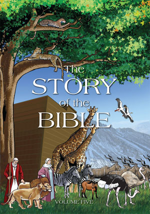 The Story of the Bible - Volume V