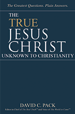 Image for The True Jesus Christ – Unknown to Christianity