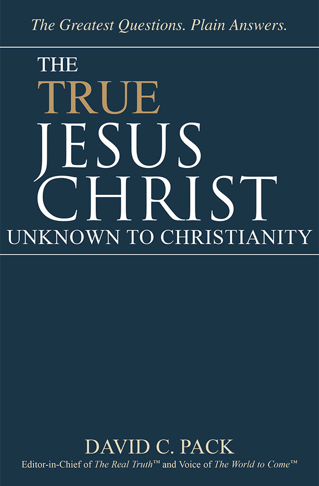 The true jesus christ unknown to christianity fandeluxe Image collections