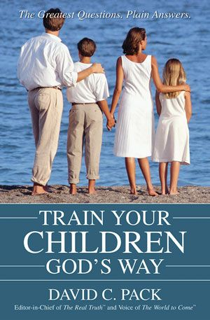 Train Your Children God's Way