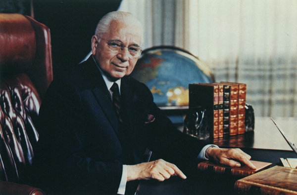 Do You Remember Herbert W  Armstrong?