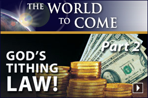 God's Tithing Law! (Part2)