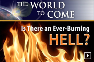 Is There an Ever-Burning Hell?
