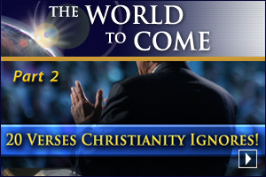 20 Verses Christianity Ignores! (Part 2)