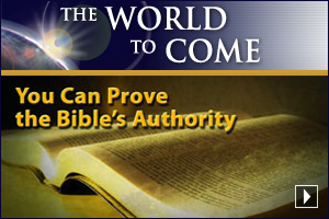 You Can Prove the Bible's Authority