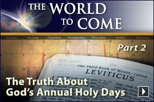 The Truth About God's Annual Holy Days (Part 2)