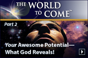 Your Awesome Potential—What God Reveals! (Part2)
