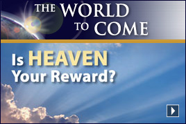 Is Heaven Your Reward?