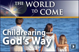 Childrearing – God's Way