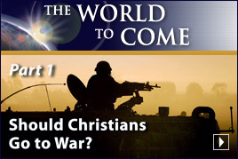 Should Christians Go to War? (Part1)
