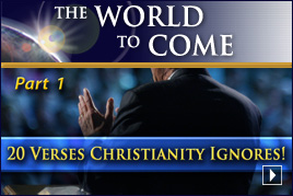20 Verses Christianity Ignores! (Part1)