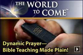 Dynamic Prayer—Bible Teaching Made Plain!