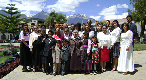 Photo of a Congregation
