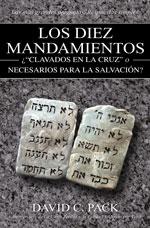 """Image for Los Diez Mandamientos – ¿""""Clavados en la cruz"""" o necesarios para la salvación?"""