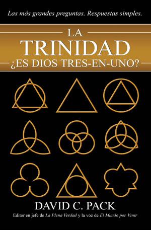 La Trinidad Es Dios Tres En Uno