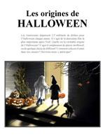Image for Les origines de Halloween