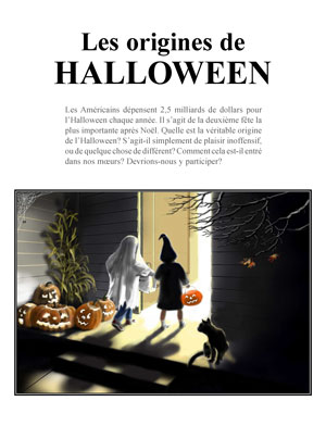 Les origines de Halloween