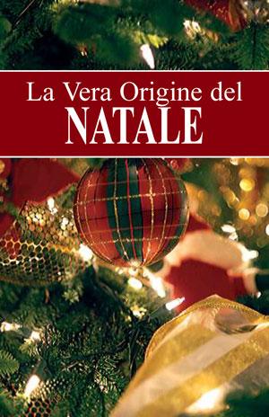La Vera Origine del Natale