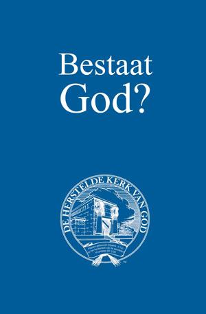Image for Bestaat God?