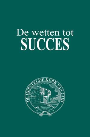 De wetten tot succes