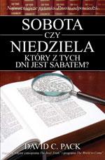Image for Sobota Czy Niedziela – Ktory z tych dni jest sabatem?