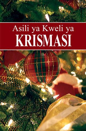 Asili ya Kweli ya Krismasi
