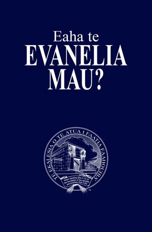 Eaha te Evanelia mau ?